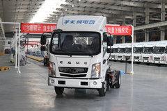华菱 菱马H1 4.5T 4.1米单排纯电动厢式轻卡(HN5040XXYG14C3BEV)