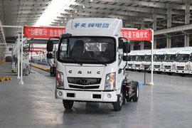 华菱 菱马H1 4.5T 4.1米单排纯电动厢式轻卡