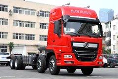 东风新疆 专底系列 340马力 8X4 9.6米栏板载货车(EQ1310GZ5D) 卡车图片