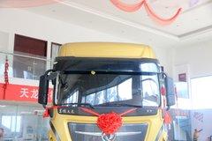东风商用车 天龙旗舰KX 2018款 560马力 6X4牵引车(DFH4250CX2) 卡车图片
