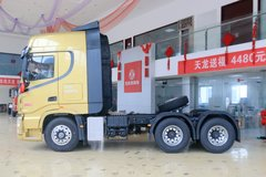 天龙旗舰KX牵引车外观                                                图片