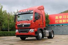 中国重汽 HOWO T5G重卡 340马力 4X2牵引车(ZZ4187N361GE1W) 卡车图片