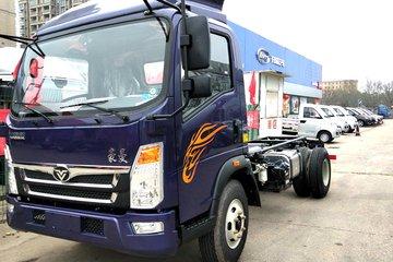 中国重汽 豪曼H3 160马力 4.2米单排仓栅式轻卡(ZZ5048CCYG17EB1)图片