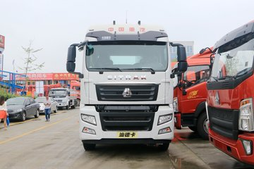 中国重汽 汕德卡SITRAK C7H重卡 440马力 6X4危险品牵引车(ZZ4256V324ME1W)图片
