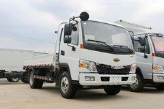 开瑞 绿卡 城配版基本型 116马力 4.2米单排栏板轻卡(SQR1041H03D) 卡车图片