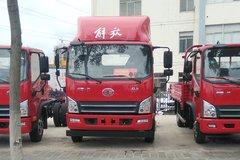 解放 虎VH 141马力 3.85米排半栏板轻卡(CA1042P40K17L1E5A84) 卡车图片