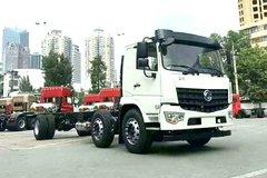 东风新疆 专底系列 245马力 6X2 9.6米栏板载货车(EQ1250GD5D) 卡车图片