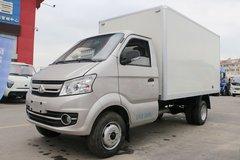 长安跨越王X5 1.5L 112马力 3.385米单排厢式小卡(SC5031XXYFAD51) 卡车图片