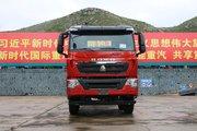 中国重汽 HOWO T7H重卡 400马力 8X4 7.2米自卸车(ZZ3317V356HE1)