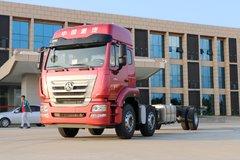 中国重汽 豪瀚J7B重卡 340马力 6X2 9.6米栏板载货车(ZZ1255N56C3E1) 卡车图片