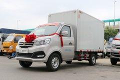 长安跨越 新豹T3 舒适版 1.3L 88马力 3.04米单排厢式微卡(SC5031XXYTMD51)