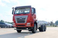 中国重汽 豪瀚J7B 340马力 6X4 5.4米自卸车(ZZ3255N3646E1) 卡车图片