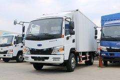 开瑞 绿卡 城配重载版基本型 129马力 4.15米单排厢式轻卡(中体)(SQR5047XXYH02D) 卡车图片