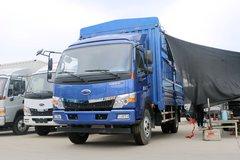 开瑞 绿卡 重载版智联型 141马力 4.15米单排仓栅式轻卡(宽体)(SQR5040CCYH03D) 卡车图片