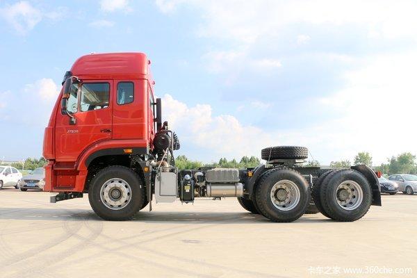 降价促销豪瀚J7B牵引车仅售29.40万