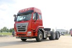 中国重汽 豪瀚J7B重卡 380马力 6X4牵引车(ZZ4255N3246E1)