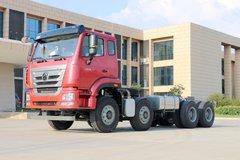中国重汽 豪瀚J7B 380马力 8X4 6.5米自卸车(ZZ3315N3066E1) 卡车图片