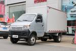 长安轻型车 神骐T20 舒适型 1.5L 112马力 汽油/CNG 3.3米单排厢式微卡(复合板厢货)(SC5035XXYDCGB5CNG)图片