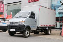 长安商用车 神骐T20 舒适型 1.5L 112马力 汽油/CNG 3.3米单排厢式微卡(复合板厢货)(SC5035XXYDCGB5CNG) 卡车图片