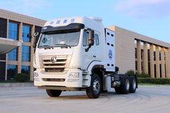 中国重汽 豪瀚J7G重卡 430马力 6X4 CNG牵引车(16挡)(ZZ4255N3847E1C) 卡车图片