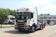 斯堪尼亚 新G系列重卡 500马力 6X2牵引车(型号G500) 卡车图片