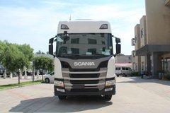 斯堪尼亚 新G系列重卡 450马力 6X2牵引车(型号5G450)