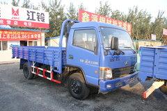 北京旗龙II 103马力 4.3米单排栏板轻卡 卡车图片