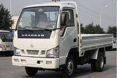 长安跨越 旺豹 70马力 3.4米单排栏板轻卡 卡车图片