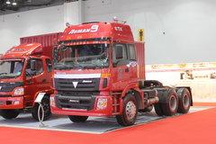 福田 欧曼CTX 9系重卡 420马力 6X4 牵引车(轻量型)(BJ4253SMFKB-S2)