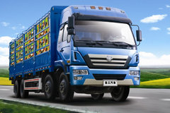 徐工 瑞龙重卡 240马力 8X2 仓栅载货车(NXG5248CSY3) 卡车图片