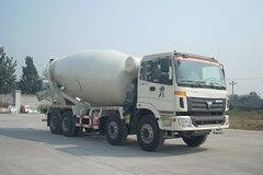 福田欧曼ETX 9系 375马力 8X4 16方混凝土搅拌车(BJ5313GJB-XL)