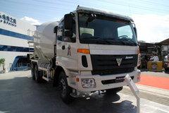 福田 欧曼ETX 9系列 336马力 6X4 混凝土搅拌车(BJ5254GJB-S)