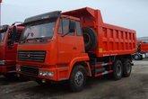 中国重汽 斯太尔王重卡 300马力 6X4 5.4米自卸车(ZZ3256M3646C)