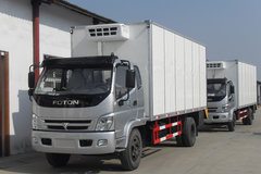福田 奥铃 92马力 4X2 冷藏车(BJ5049Z9BD6-C1)