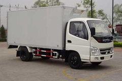 福田 奥铃 103马力 4X2 冷藏车(BJ5071ZCBFA-A1)