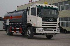 江淮 格尔发 190马力 4X2 运油车(HFC5160GYYK)