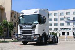 斯堪尼亚 新R系列重卡 500马力 6X2R牵引车(型号R500) 卡车图片