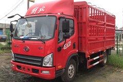 解放 虎VH 140马力 4.21米单排仓栅式轻卡(CA5049CCYP40K2L1E5A84) 卡车图片