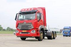 中国重汽 豪瀚N7G重卡 430马力 6X4 LNG牵引车(ZZ4255N3847E1L) 卡车图片