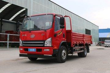 解放 虎VH 大王版 160马力 4X2 4.15米自卸车(CA3041P40K2L1E5A84)