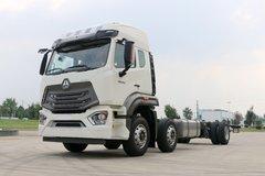 中国重汽 豪瀚N6G重卡 380马力 6X2 载货车底盘(ZZ1255N56CWE1K) 卡车图片
