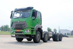 中国重汽 豪瀚N6G重卡 380马力 8X4自卸车底盘(ZZ3315N356WE1) 卡车图片