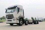 中国重汽 豪瀚N7G重卡 440马力 8X4载货车底盘(ZZ1325V4666E1K)