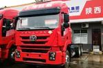 上汽红岩 杰狮M500重卡 390马力 6X4 LNG牵引车(CQ4256HTG384TB)图片