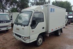 江淮 康铃X1 87马力 4X2 3.1米冷藏车(HFC5030XLCPW4E1B3V)