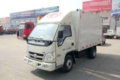 福田时代 小卡之星Q2 1.5L 114马力 汽油 3.3米单排厢式微卡(BJ5032XXY-B4) 卡车图片