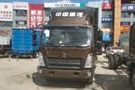 中国重汽HOWO 统帅 154马力 4.15米单排厢式轻卡(DPF)(ZZ5047XXYF331BE145)图片