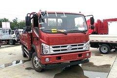 福田 时代H3 170马力 4.18米单排栏板轻卡(BJ1043V9JEA-GM)图片