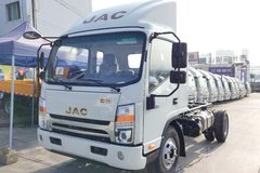 江淮 帅铃Q6 152马力 3.85米排半栏板轻卡(HFC1043P91K2C2V) 卡车图片