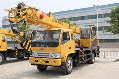 森源重工 8吨 一拖东方红底盘 吊车(云内动力)(SMQ5128JQZ)